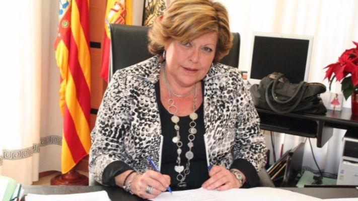 La exconsellera valenciana Milagrosa Martínez