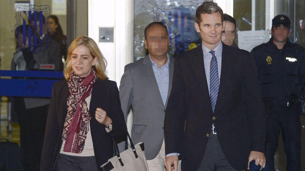 Imagen de la primera jornada del juicio