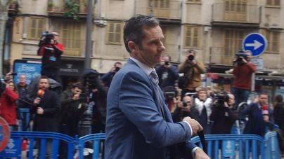 Iñaki Urdangarin elude la prisión sin pago de fianzas.