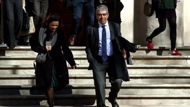 Homs declara que la orden del Constitucional no fue clara