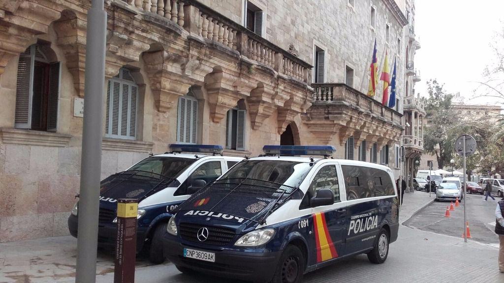Anulada la prueba de ortografía de las oposiciones a policía