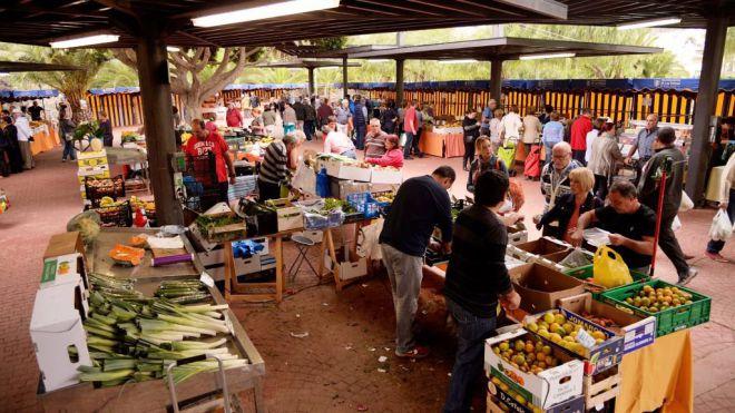 El mercado del agricultor de San Lorenzo incrementa su oferta