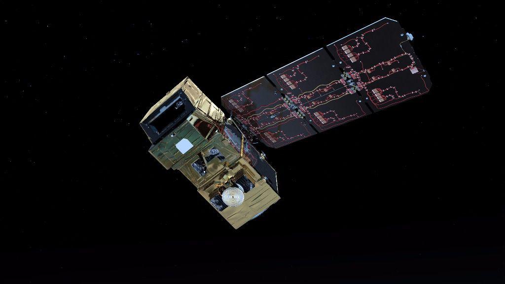 El Sentinel 2-B, en órbita para vigilar el medio ambiente