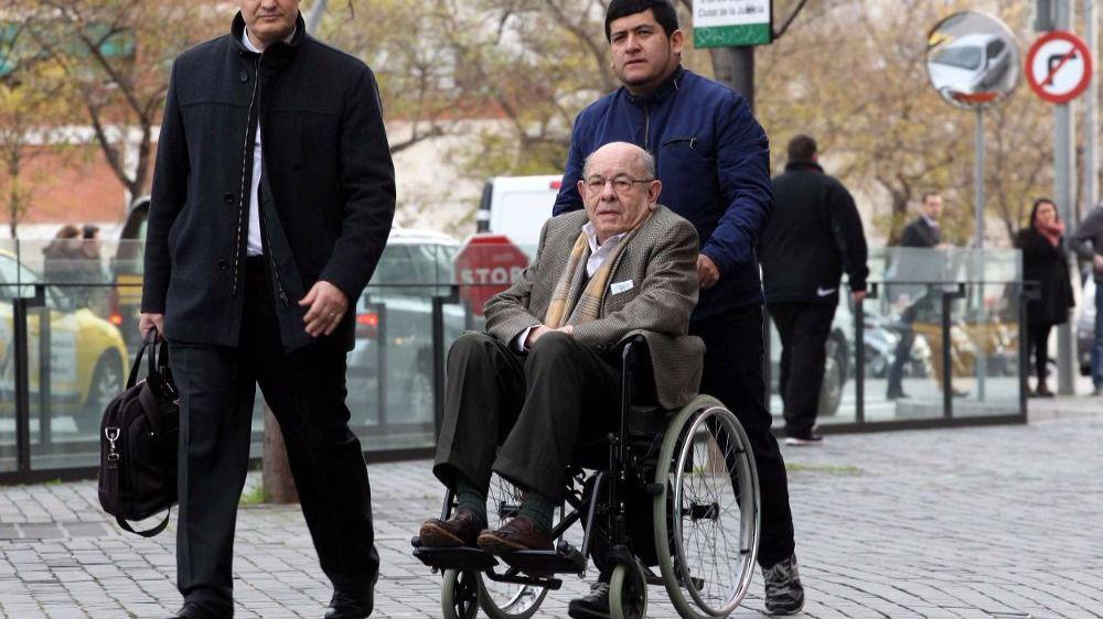 Millet admite el pago de comisiones a Convergència