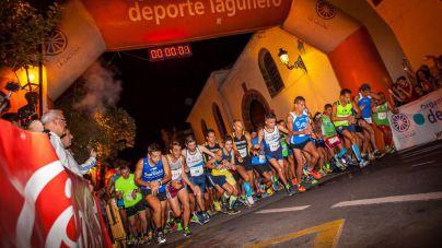 La Laguna se vuelca con la sexta edición de su Carrera Nocturna