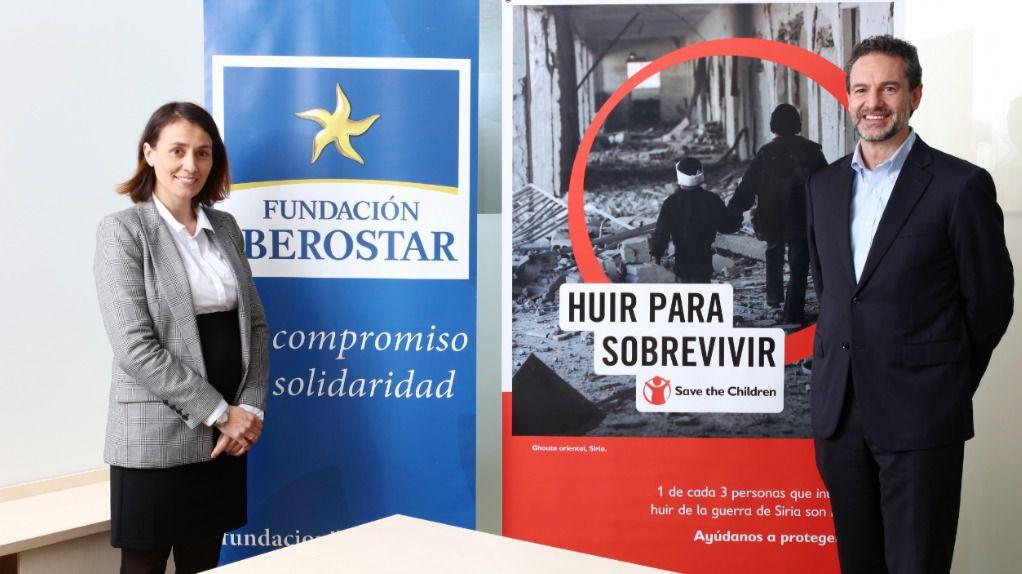 Fundación Iberostar apoya a Save the Children para situaciones de emergencia