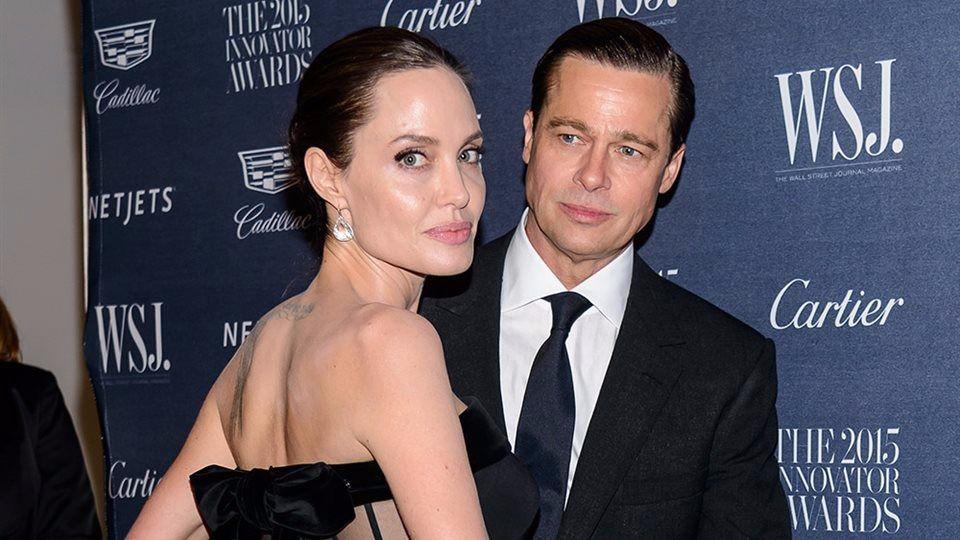 Angelina Jolie y Brad Pitt retoman el contacto tras su ruptura