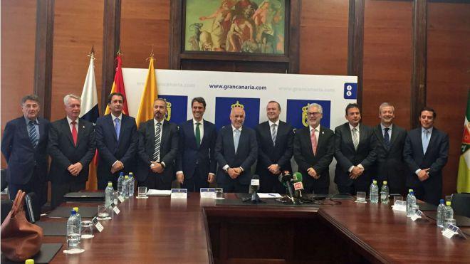 'Pro Gran Canaria' nace para impulsar la internacionalización de la Isla