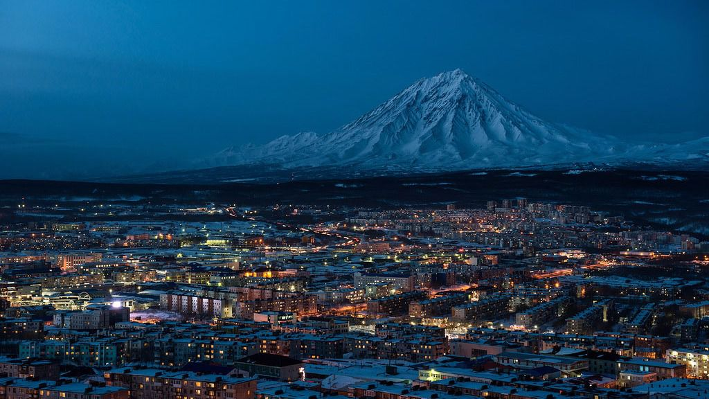 Un terremoto de magnitud 6,6 sacude el este de Rusia