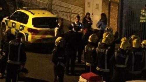 12 heridos por un ataque con ácido en una discoteca de Londres