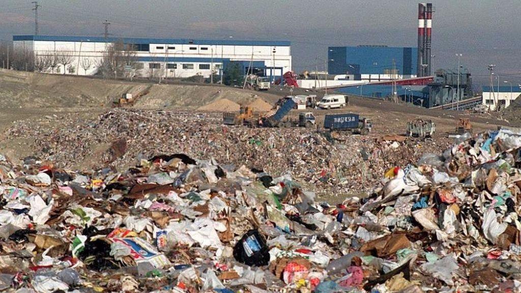 Hallado el cadáver de un bebé en una planta de residuos de Madrid