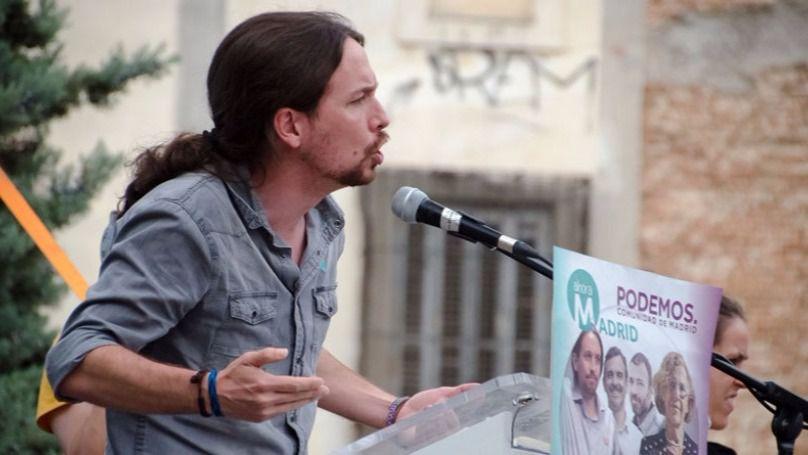 Podemos prepara una moción de censura contra Rajoy