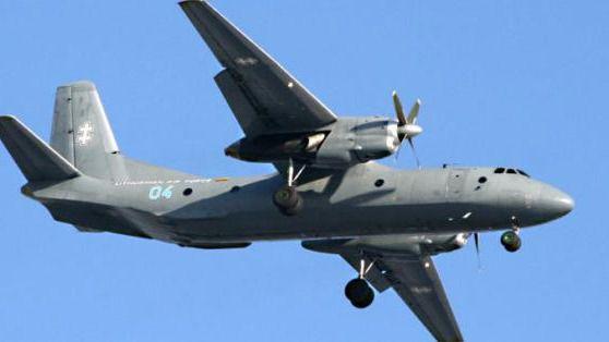 Fallecen 8 militares cubanos al estrellarse el avión en el que viajaban