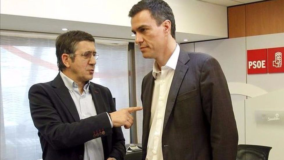 Sánchez ofrece a López unirse a su candidatura y éste le dice que no