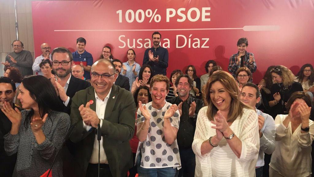 Susana Díaz en Palma