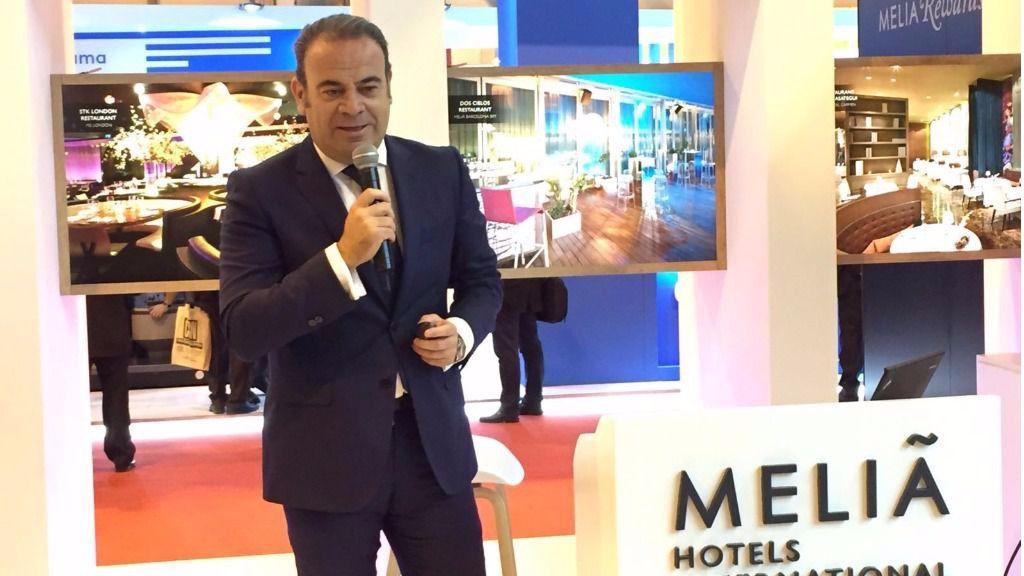 Gabriel Escarrer, elegido ejecutivo del Año