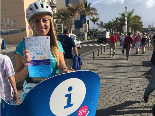 Las Palmas se promociona en la feria de cruceros de Miami