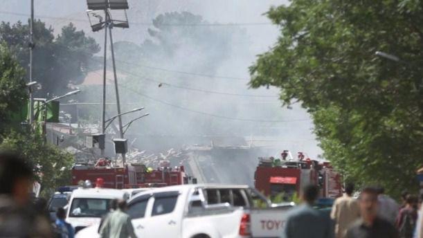 50 muertos y 150 heridos en un atentado en Kabul