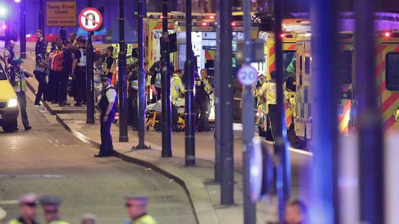 12 detenidos por el doble ataque terrorista en Londres