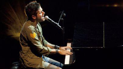 Pablo López actúa este viernes en el Teatro Circo de Marte