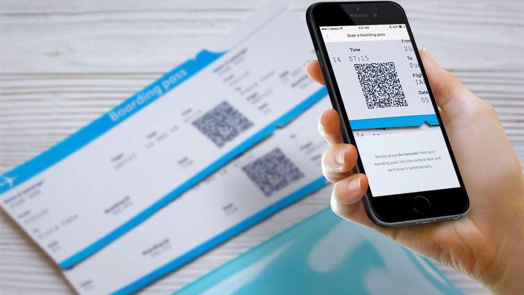 La aplicación permite reclamar desde la misma puerta de embarque