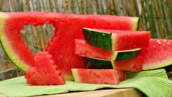 Es importante una buena alimentación para evitar golpes de calor