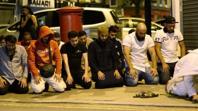 El autor del atropello múltiple: 'Voy a matar a todos los musulmanes'