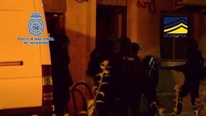 Trasladan a Madrid a los 4 yihadistas del Daesh detenidos en Mallorca