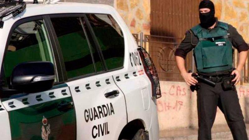 Detenido en Madrid un hombre vinculado a Daesh