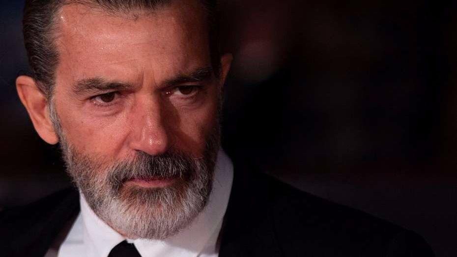 Antonio Banderas recibe el Premio Nacional de Cinematografía 2017