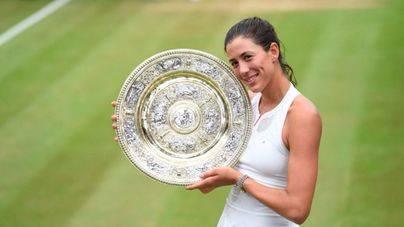 Muguruza barre a Venus Williams y conquista su primer Wimbledon