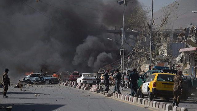 Al menos 24 muertos y 42 heridos en un atentado suicida en Kabul