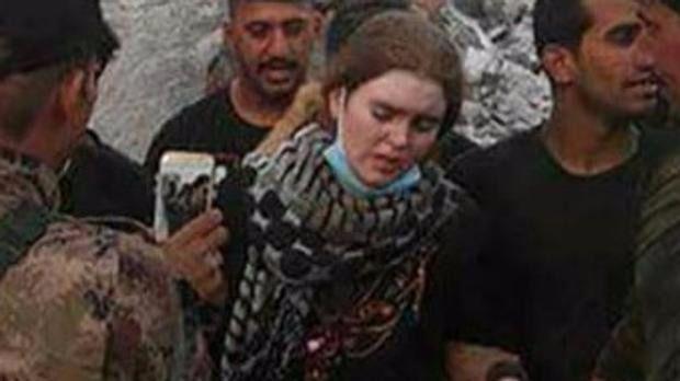 La adolescente alemana detenida en Irak lamenta haberse unido al Daesh