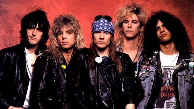 """Se cumplen 30 años de """"Apetitte for destruction"""" de Guns n'Roses"""