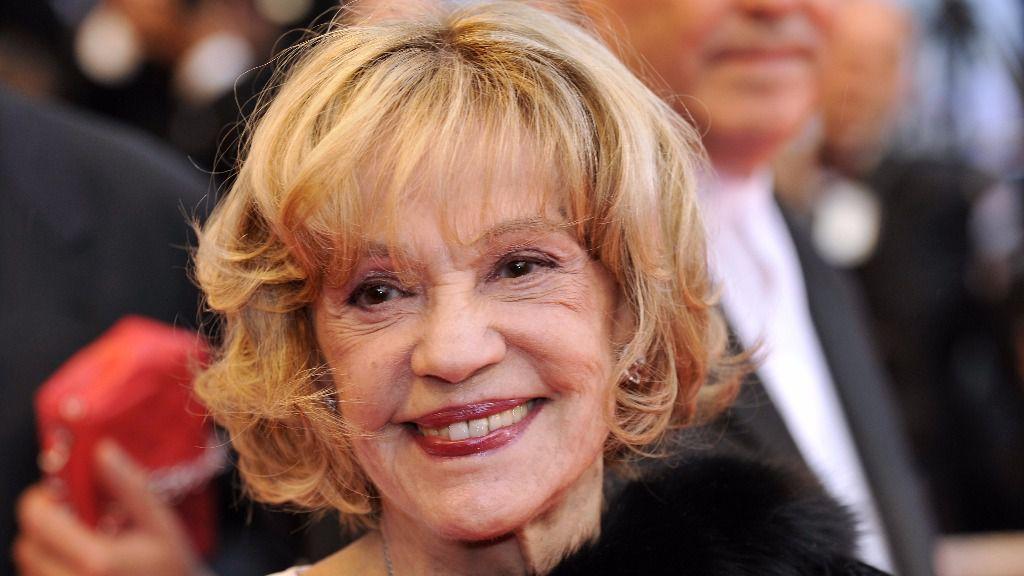 Muere la actriz francesa Jeanne Moreau a los 89 años