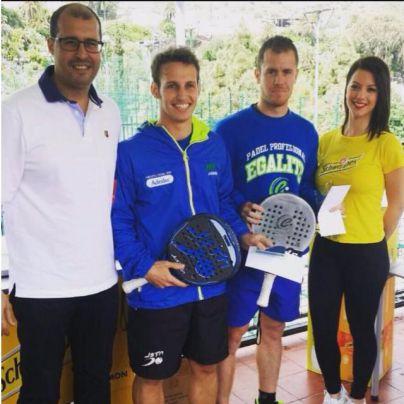 Concluye el I Torneo Federado Schweppes de Pádel en Gran Canaria