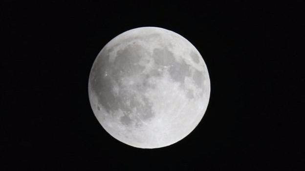 Llega la luna llena de agosto acompañada de un eclipse lunar