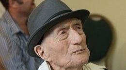 Adiós al hombre más viejo del mundo, superviviente del Holocausto