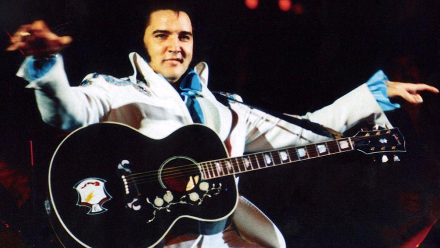 Elvis vive cuando se cumplen 40 años de su muerte