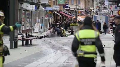 El atentado en las Ramblas de Barcelona deja un balance 15 muertos y un centenar de heridos