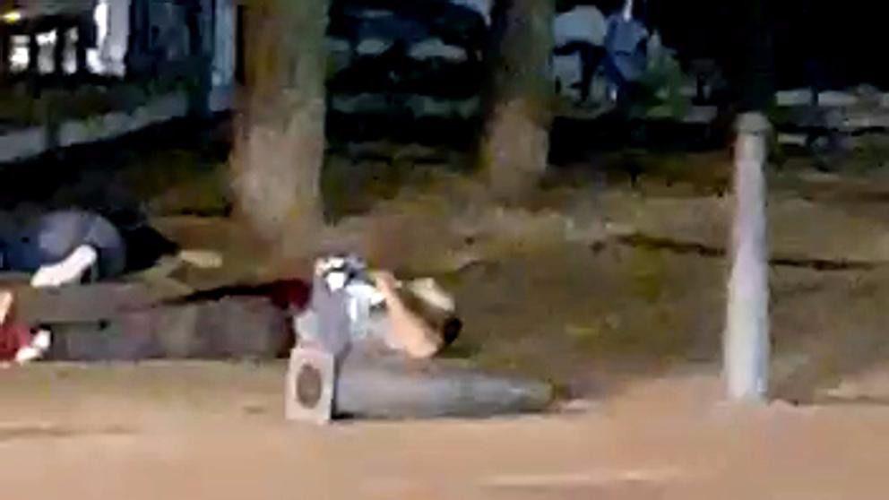 Cinco terroristas abatidos en un segundo atentado en Cambrils