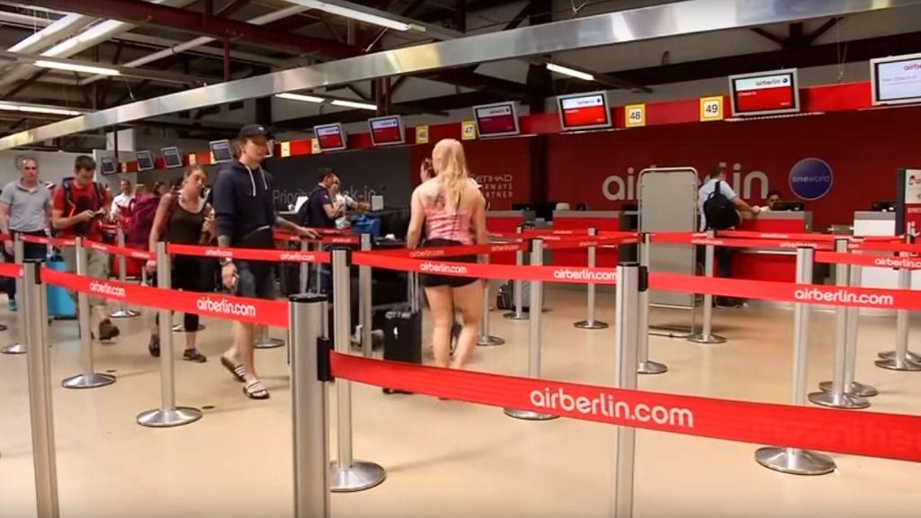 La Comisión Europea paraliza la compra de Air Berlin por parte de Lufthansa