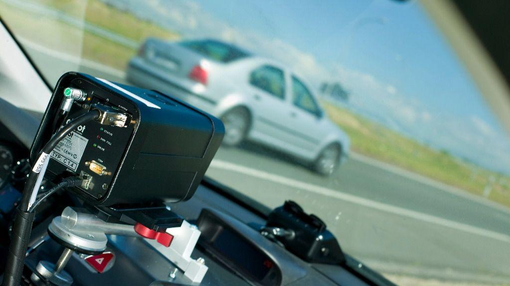 La DGT intensifica esta semana los controles sobre velocidad en vehículos