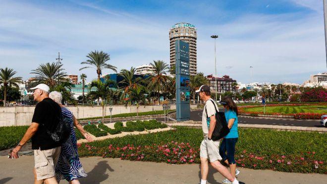 Las Palmas, primer destino turístico del mundo para 'nómadas digitales'