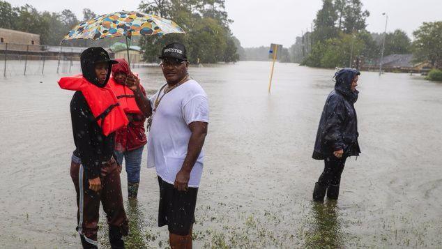 Harvey se convierte en depresión tropical tras pasar por Luisiana