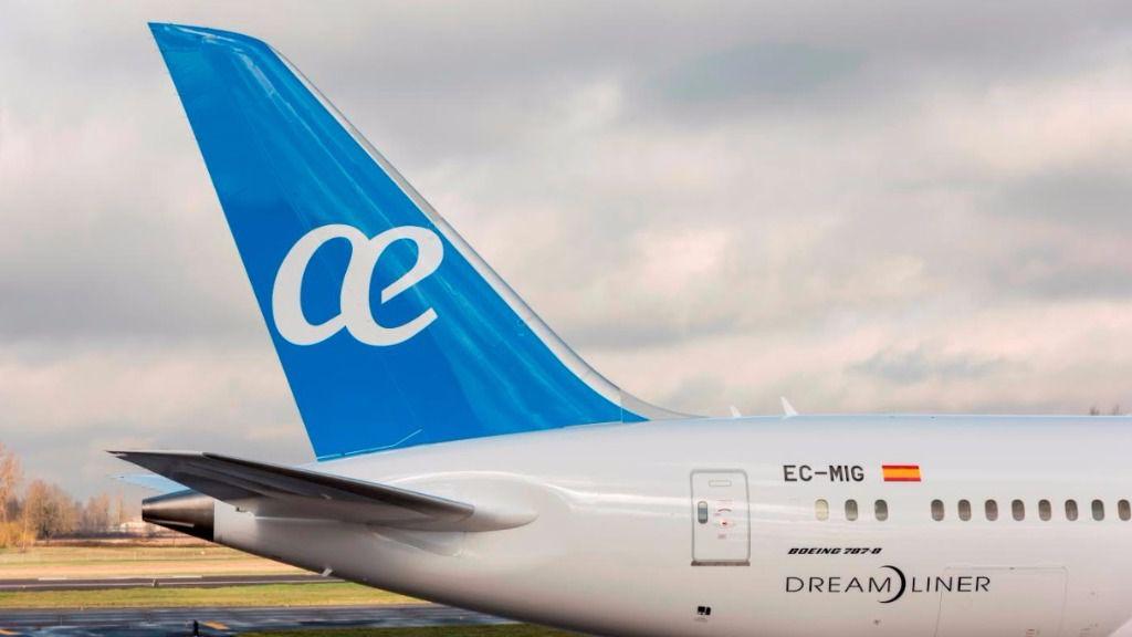 Air Europa lanza una tarifa sin maleta en bodega para vuelos larga distancia