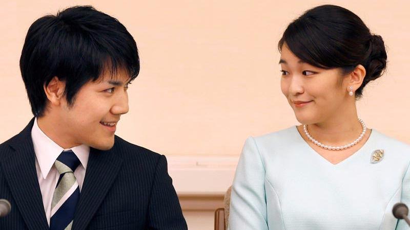 La princesa Mako de Japón renuncia a la realeza para casarse con un plebeyo