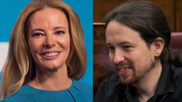 Rumores de relación entre Pablo Iglesias y Paula Vázquez