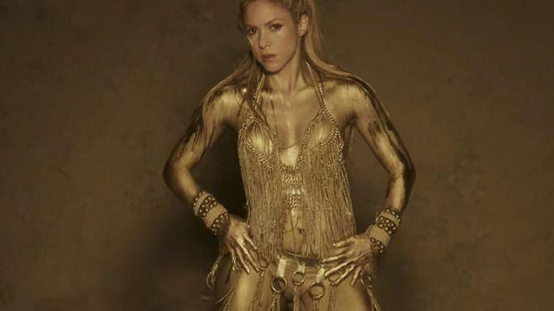 Shakira revoluciona YouTube con 'Perro Fiel'