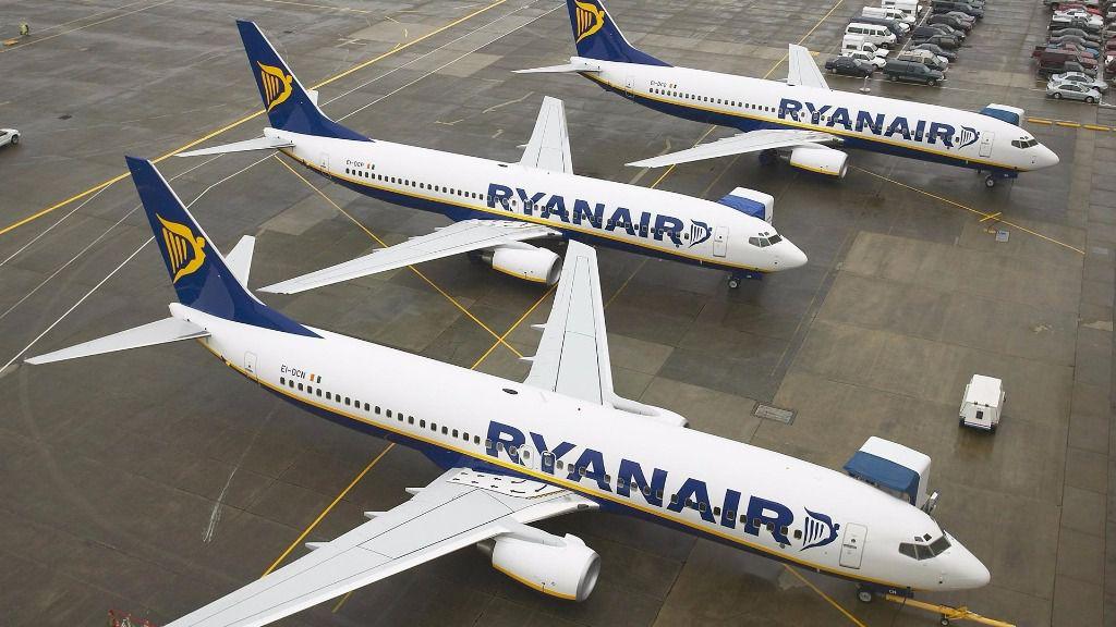 Ryanair reducirá más rutas de invierno que afectarán a 400.000 clientes